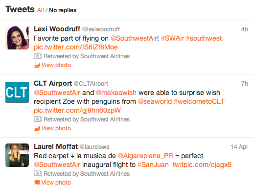 SouthwestTwitter