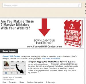 Optimize LinkedIn Company Page