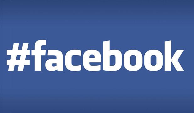 hashtags on facebook