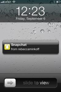 RebeccaMinkoffSnapchat
