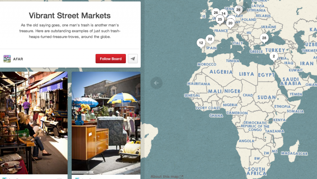 Pinterest Places For Small Business