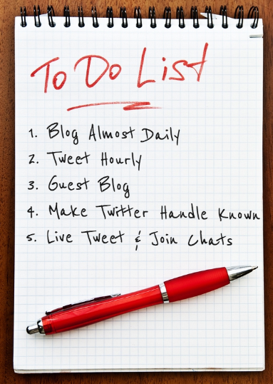 To Do List For Growing Your Twitter Followers - by @StephanieFrasco of @ConvertContent