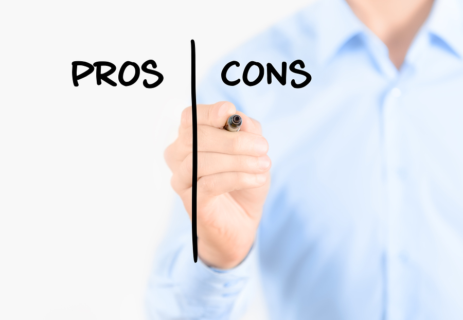 Infusionsoft pros and cons