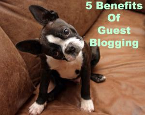 5 beneficios de los blogs invitados