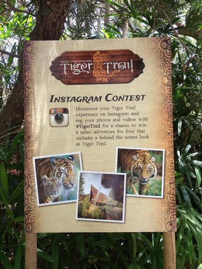 TigerTrail Social Media Contest