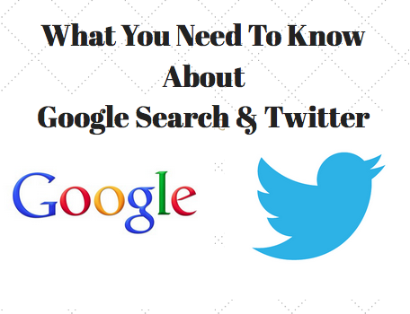 How To Get Found On Google Using Twitter