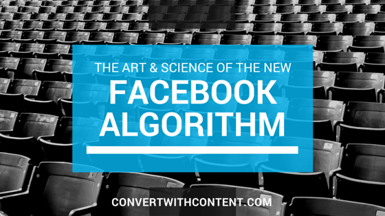 What The New Facebook Algorithm Means For Business Pages