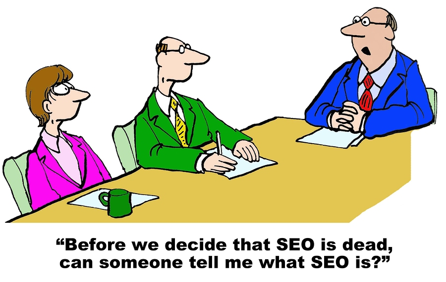 The New SEO Is Content Marketing Plus SEO